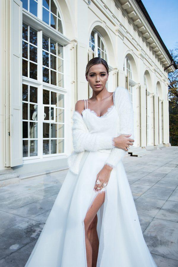 Suknie ślubne Viola Piekut Kolekcja 2018
